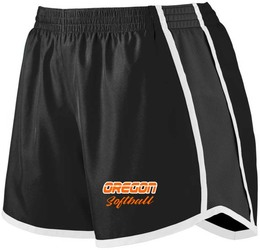 Ladies Pulse Shorts with Design