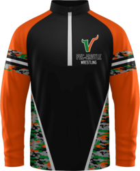 Sublimated Prolook Lightweight 1/4 Zip Pullover
