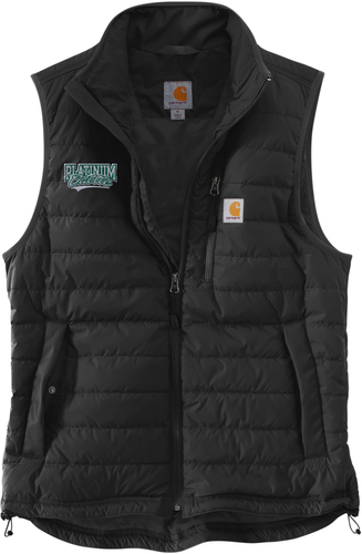 Carhartt Gilliam Vest with Design