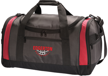 Voyager Sports Duffel with Design