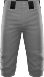 Prolook Game Twill Knicker Baseball Pant