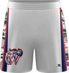 Prolook Sublimated Mens Volleyball Short