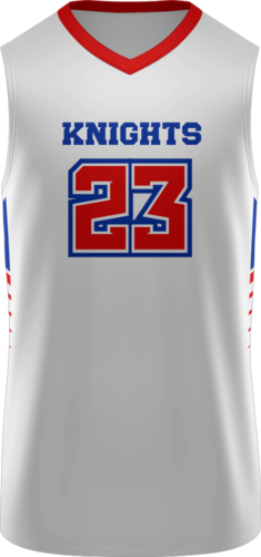 Sublimated Prolook Quick-Turn Basketball Jersey