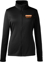Ladies Fairway Full-Zip Jacket with Design
