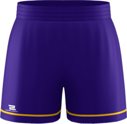 Prolook Basic Twill Softball Short