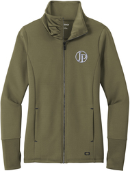 Ogio Endurance Ladies Modern Performance Full-Zip Jacket with Design