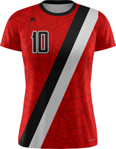 Sublimated Prolook Ladies Match Soccer Jersey