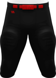Prolook Twill Basic Football Pants