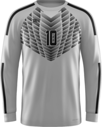 Sublimated Prolook Soccer Goalie Jersey