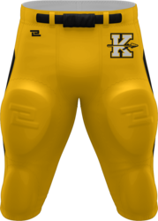 Prolook Twill Game Football Pants