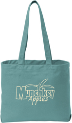 Port Authority Beach Wash Tote Bag with Design