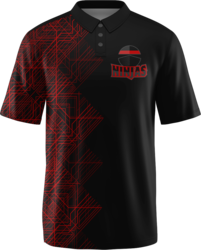 Sublimated Prolook Gamer Sport Shirt
