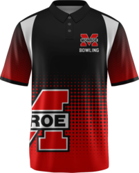 Sublimated Prolook Bowling Sport Shirt
