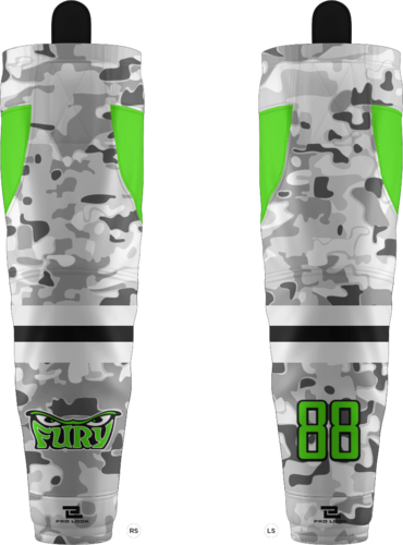 Sublimated Prolook Hockey Sock