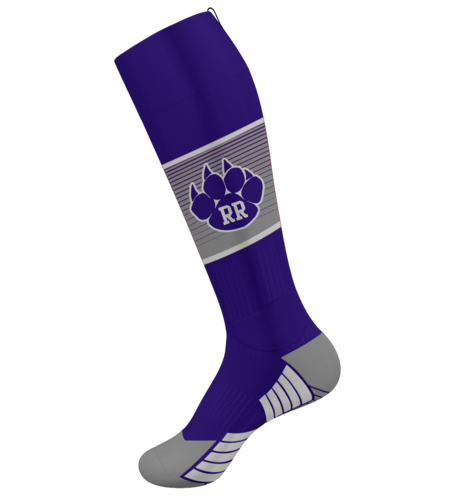 "16"" Home Run Sublimated Sock"