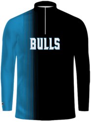 Sublimated Fleece 1/4 Zip Pullover