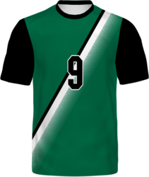 Sublimated Augusta Freestyle Crew Neck Soccer Jersey