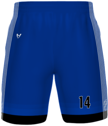 Sublimated Augusta Freestyle Soccer Shorts
