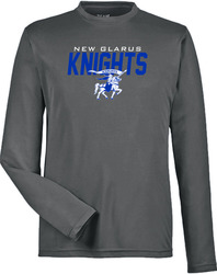 Zone Performance Long Sleeve T-Shirt front