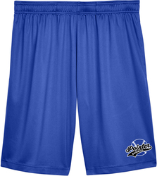 "9"" Inseam Zone Performance Shorts Front"